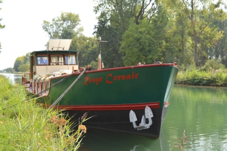 I'm very proud to name our boat after my horse, who was amazing and could do anything!