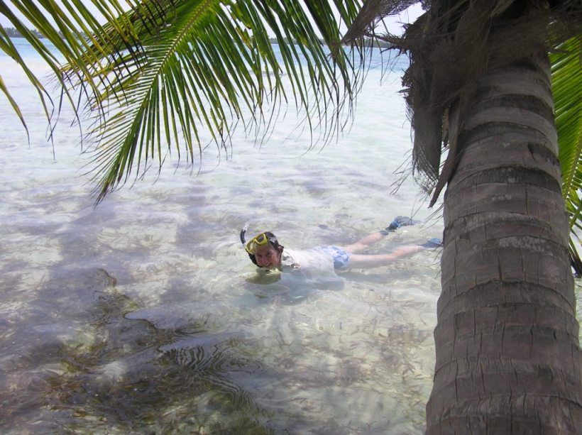 San Blas islands are magnificent