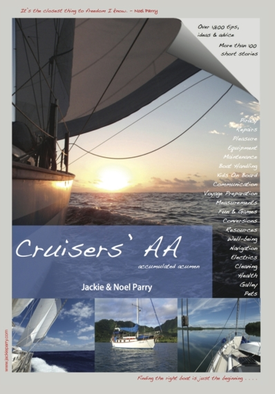Cruisers' AA - Jackie and Noel Parry