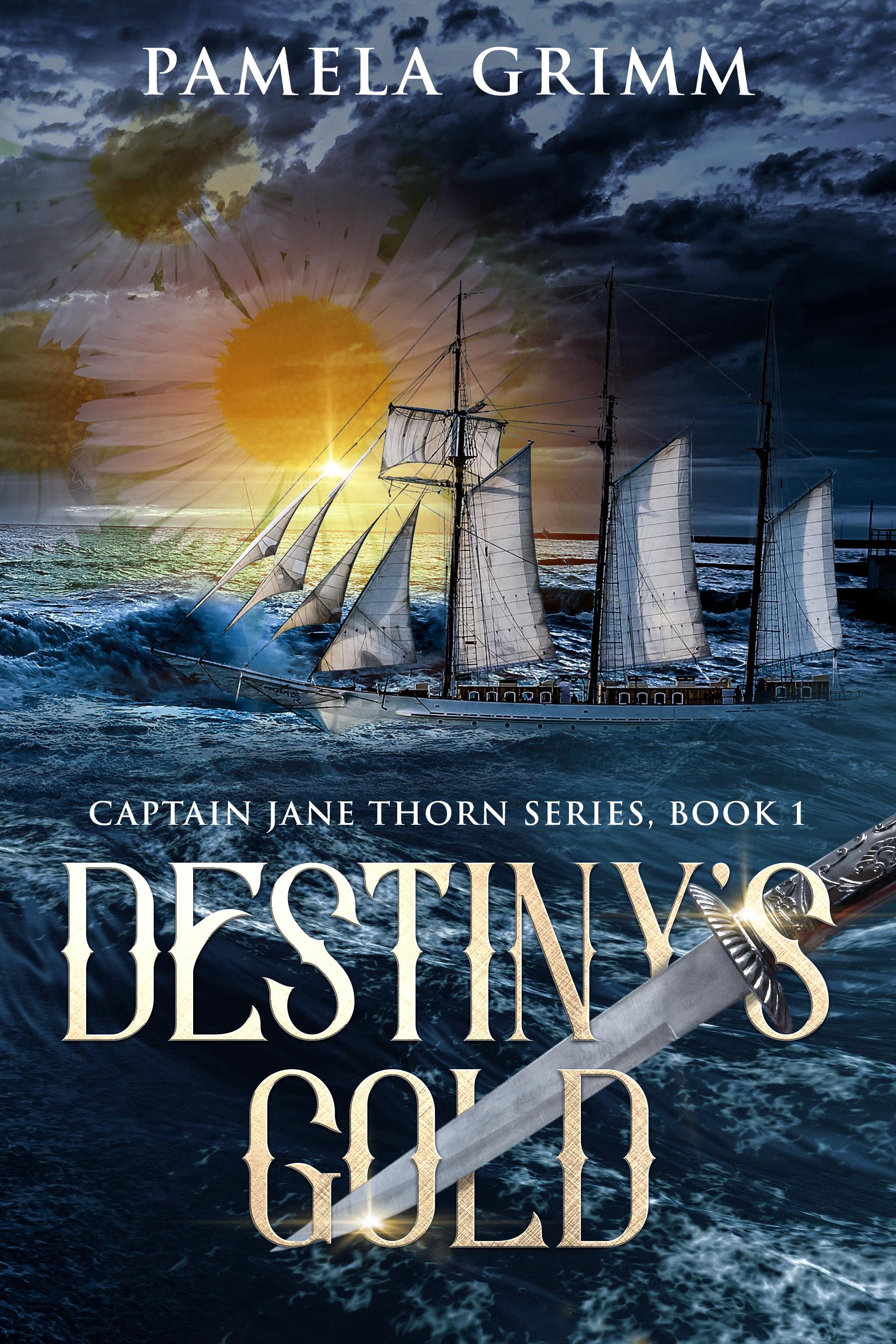 Destiny's Gold SisterShip Press